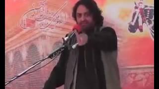 Shaheed Allama Nasir Abbas on Zanjeer zani