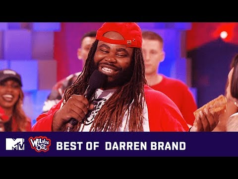 Darren Brand's BEST Rap Battles Top Freestyles & Most Vicious Insults Vol. 1 Wild N Out MTV