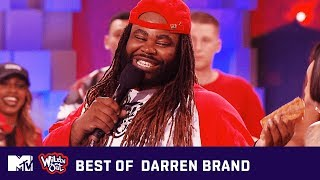 Darren Brand's BEST Rap Battles, Top Freestyles & Most Vicious Insults (Vol. 1) | Wild