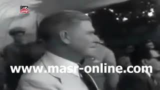 فيديو نادر جداً .. أول إحتفال بثورة 23 يوليو بقيادة الرئيس محمد نجيب