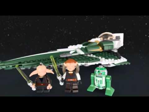 Xxx Mp4 Lego 9498 Saesee Tiin S Jedi Starfighter Lego 3D Review 3gp Sex