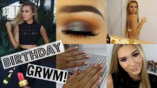 Hair, Makeup & Outfit | BIRTHDAY EDITION