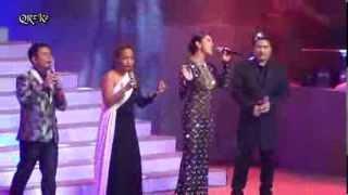 Jaya, Janno, Ogie & Pops - Ikaw Sana/Bakit Ngayon Ka Lang (25 I Write The Songs Concert)