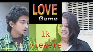 Bengali short film love game acted by manash dewanji