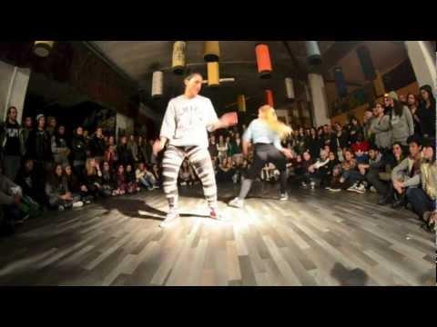 SHUT UP AND DANCE VOL.5 DANCEHALL BATTLE FINAL MARTHE VS MARTA