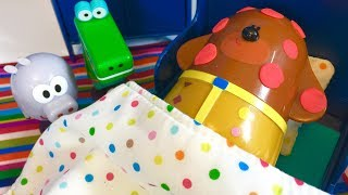HEY DUGGEE Toys Sick with CHICKEN POX!