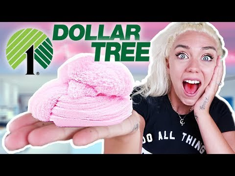 Xxx Mp4 DOLLAR TREE SLIME CHALLENGE Making Slime With Only 1 Ingredients NICOLE SKYES 3gp Sex