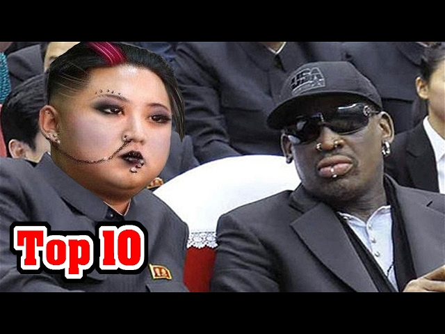Top 10 SHOCKING Facts About North Korea