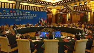 India, Pakistan represented as full members in SCO Defense Ministers