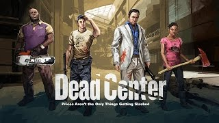 Left 4 Dead 2 - Dead Center playthrough with Nick on Normal