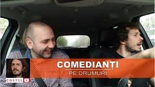 Injuraturi in trafic | S3E17 | Comedianti pe drumuri (Vio si Costel)