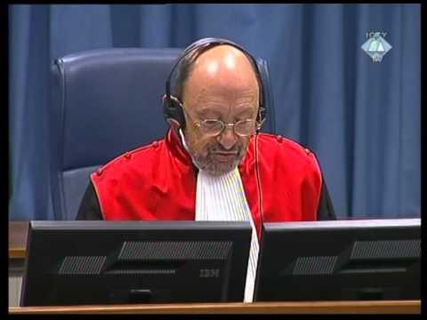 Presuda Pretresnog vijeća Šešelj Nepoštivanje suda 3 28. jun 2012.