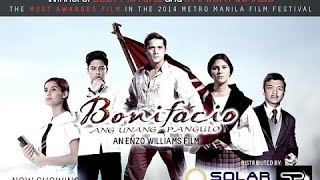 Full Action Movie Tagalog 2016 ★ The Comedy Pinoy Filipino Movies ★ Bonifacio Ang unang pangulo ★