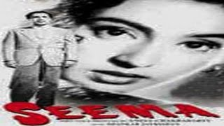 Seema (1955) Hindi Full Movie | Balraj Sahni, Nutan | Hindi Classic Movies