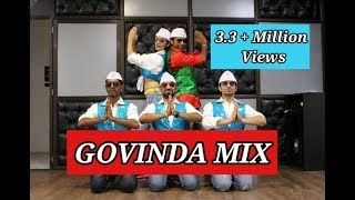 Govinda Mix (Bollywood Dance)