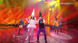 Zdob si Zdub - So Lucky (Moldova) - Live - 2011 Eurovision Song Contest Final
