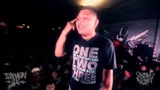 FlipTop - Pistolero vs J-King @ Isabuhay 2016