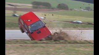 Best of Rallyeszene 2017 | Action | Crash | Spins | Mistakes | [HD]