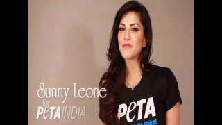 Sunny Leone Urges Fans to Adopt – and Never Buy – Dogs