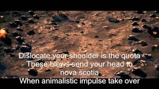 Bionic Jive - Swarm with lyrics