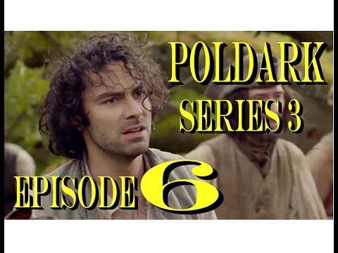 POLDARK Series 3 Episode 6 RECAP | PoldarkDish | Autographed Aiden Turner Contest | UK Version