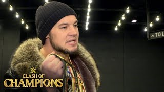 Baron Corbin plans on stealing dreams tonight at WWE Clash of Champions: Exclusive, Dec. 17, 2017