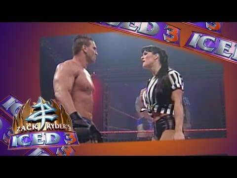 Zack Ryder s Iced 3 November 2013 Triple H vs Ken Shamrock Raw 5 3 99 FULL MATCH