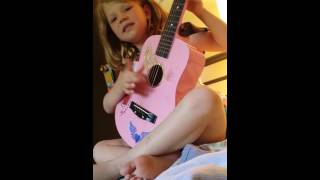 Vera Sings with her Guitar
