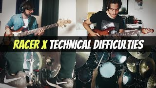 Racer X - Technical Difficulties (Cover) #211