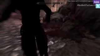 Skyrim Mod Showcase:  Bat Travel Vampire Power
