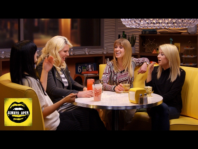 Always Open: Ep. 17 - RWBY Cast   Rooster Teeth