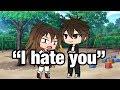 """I hate you"" | Gachaverse Mini Movie"