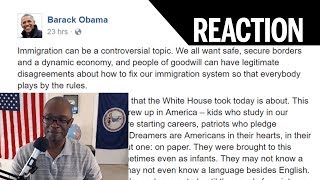 Listen To A Black Conservative Read and React To Obama