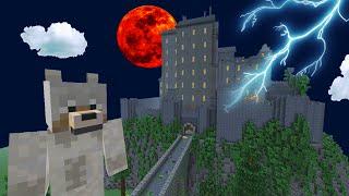 Minecraft Xbox | Hide and Seek - Hotel Transylvania 2 (Movie)
