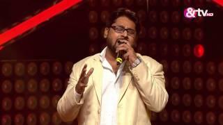 Sona Vakil - Thayya Thayya   The Blind Auditions   The Voice India 2