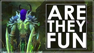 The New Legion DPS Demon Hunter - Is It Fun To Play?