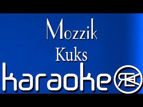 Kuks - Mozzik (Karaoke Version/\Cover, Instrumental with lyrics)