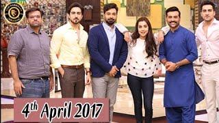 Salam Zindagi - 4th April 2017 - Top Pakistani Show
