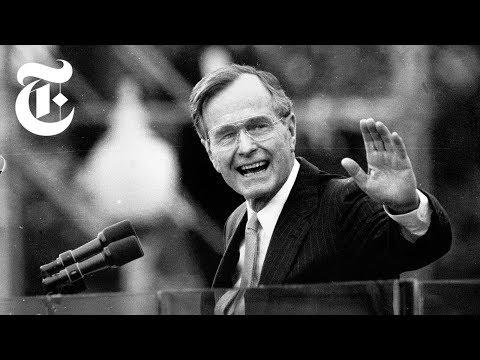 Remembering George H.W. Bush NYT News