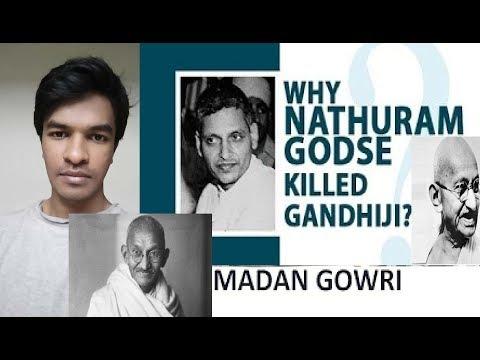 Xxx Mp4 Why Godse Killed Gandhi Tamil Madan Gowri MG 3gp Sex