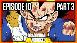 DragonBall Z Abridged: Episode 10 Part 3 - TeamFourStar (TFS)