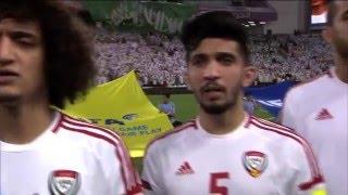 UAE vs Saudi Arabia: 2018 FIFA WC Russia & AFC Asian Cup UAE 2019 (Qly RD 2)