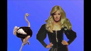 L'AUTRUCHE album  Emilie jolie  interprété par Sylvie Vartan