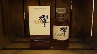 Hibiki Japanese Harmony (Japan) (Whisky Verkostung Nr.108)