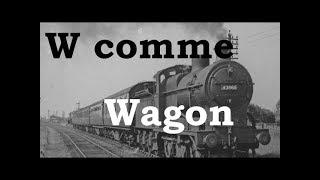 Charlie Chaplin - W comme Wagon
