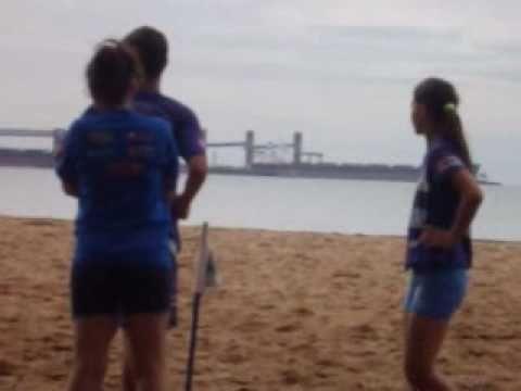 craques do futebol de praia seleção feminina de areia fio dental praia meninas gatas de praia
