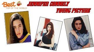 Best Top 25 Pictures of Young Jennifer Connelly