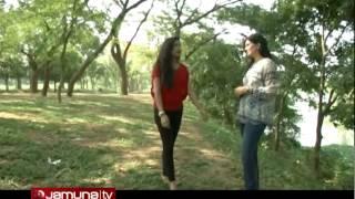 Cholte Cholte EP 54 Zakia Bari Momo, Bangladeshi Actress & Model