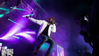 Kwesta Performing Ngud' At Back To The City