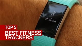 The top 5 best fitness trackers (2016 edition)